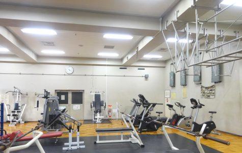 東京工業大学トレーニングルーム(東京都目黒区)