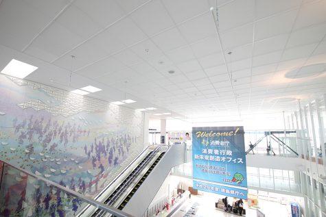 徳島空港(徳島県板野郡)