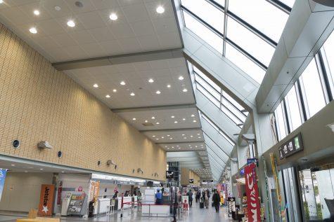 松山空港(愛媛県松山市)