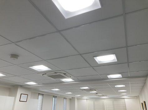 某企業執務室(大阪府茨木市)